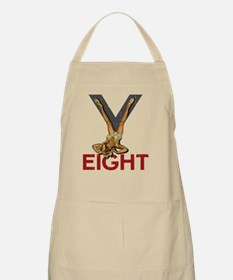 V8 Engine Power Pinup Apron
