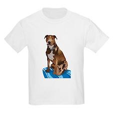 Pitbull Brown nbg T-Shirt