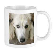 In Your Face Great Pyrenees Mug
