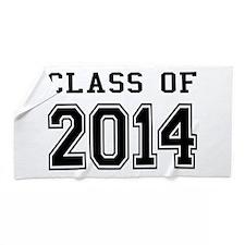 Class Of 2014 Beach Towel