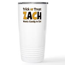 Zach Trick or Treat Travel Mug