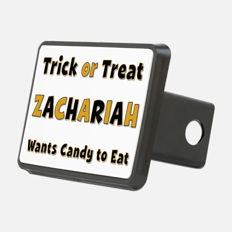 Zachariah Trick or Treat Hitch Cover