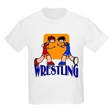 Wrestling Kids T-Shirt