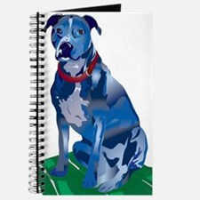 Blue Pit no background Journal