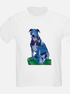Blue Pit no background T-Shirt