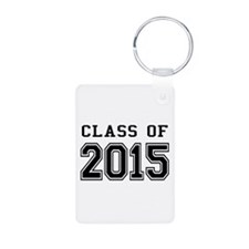 Class of 2015 (Black) Keychains