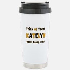 Katelyn Trick or Treat Travel Mug