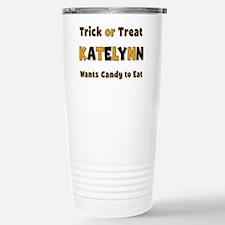 Katelynn Trick or Treat Travel Mug