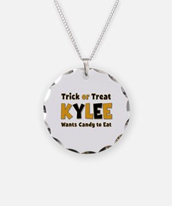 Kylee Trick or Treat Necklace