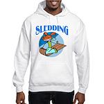 Sledding Hooded Sweatshirt