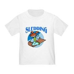 Sledding T
