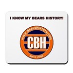 BearsHistory.com Mousepad