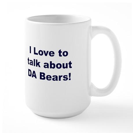 BearsHistory.com Large Mug