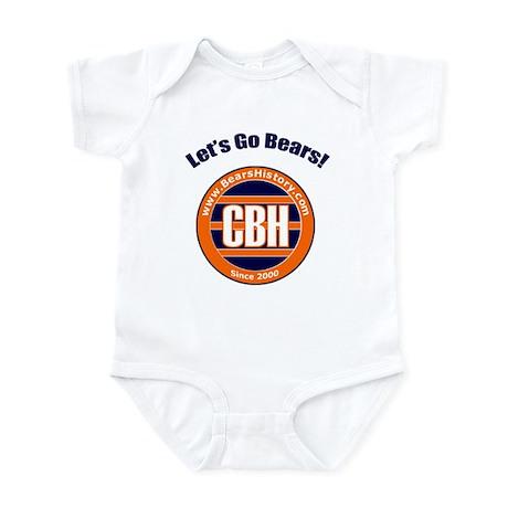 BearsHistory.com Infant Bodysuit