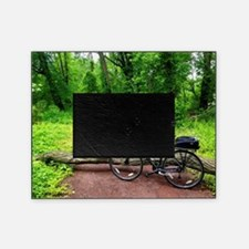 Bike Trail Picture Frame