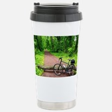 Bike Trail Stainless Steel Travel Mug