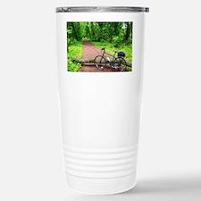 Bike Trail Travel Mug