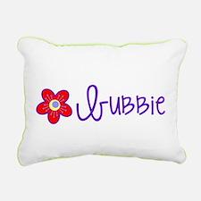 Bubbie Rectangular Canvas Pillow