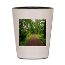 Trail in the Woods Shot Glass