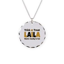 Laila Trick or Treat Necklace