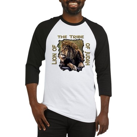 Lion of Judah 11 Baseball Jersey