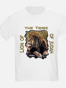 Lion of Judah 11 Kids T-Shirt