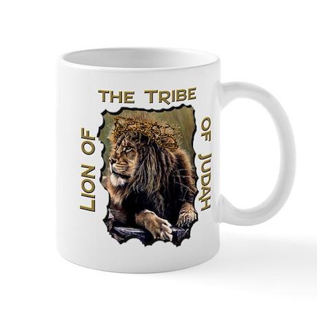 Lion of Judah 11 Mug