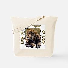 Lion of Judah 11 Tote Bag