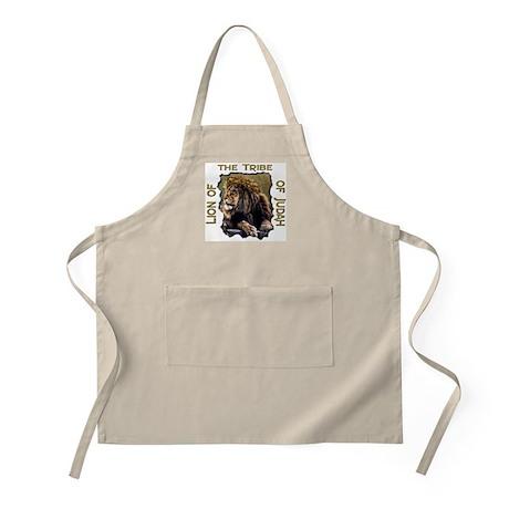 Lion of Judah 11 BBQ Apron