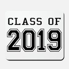 Class of 2019 Mousepad
