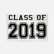 Class of 2019 Rectangle Magnet