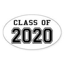 Class of 2020 Decal