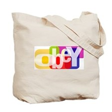Obey The Tote Bag