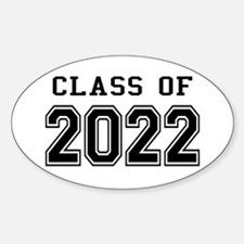 Class of 2022 Decal
