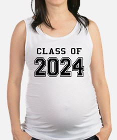 Class of 2024 Maternity Tank Top