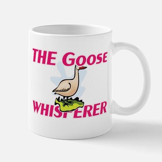 The Goose Whisperer Mugs