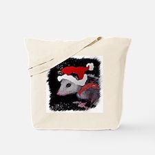 Possum Santa Tote Bag