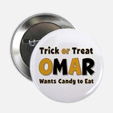 Omar Trick or Treat Button