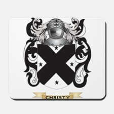 Christy Coat of Arms Mousepad