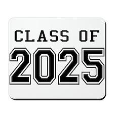 Class of 2024 Mousepad