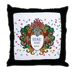 Roar, Roar, Roar Throw Pillow