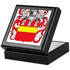Church Coat of Arms Keepsake Box