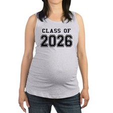 Class of 2026 Maternity Tank Top