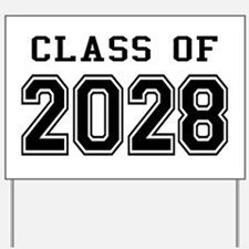 Class of 2028 Yard Sign