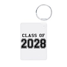 Class of 2028 Keychains