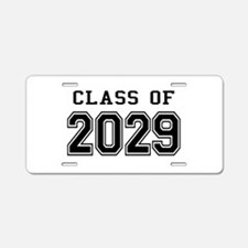 Class of 2029 Aluminum License Plate