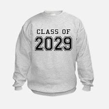 Class of 2029 Sweatshirt