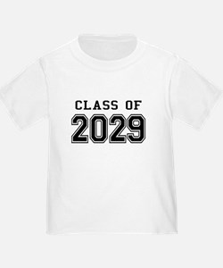 Class of 2029 T