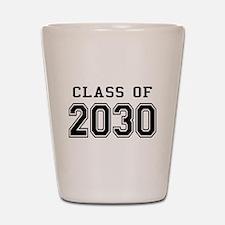 Class of 2030 Shot Glass