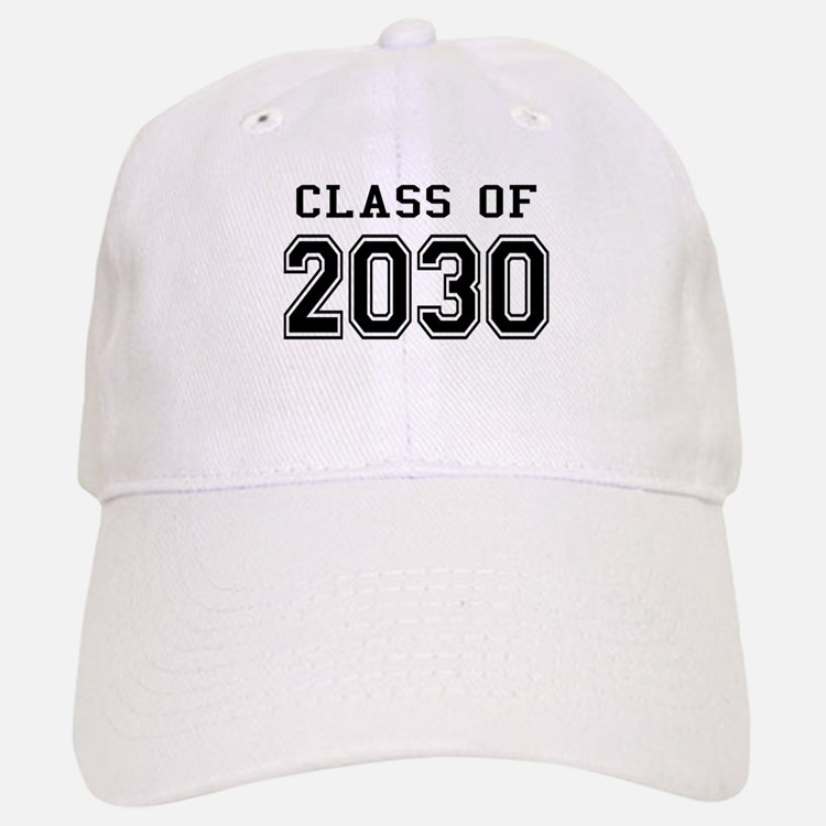 Class of 2030 Baseball Baseball Cap